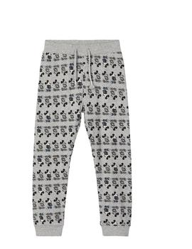 Pantalón Name It Chandal  MICKEY MOUSE Gris Minio