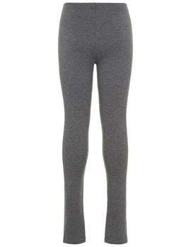 Legging Name It Felpa Gris Para kids Niña