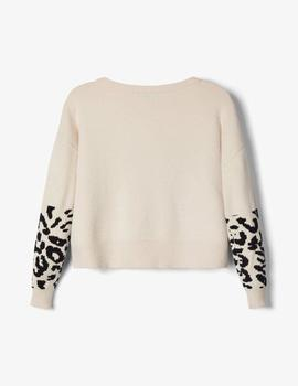Jersey Lmtd Name it Leopardo Para Niña